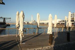 פרש נמל תל אביב