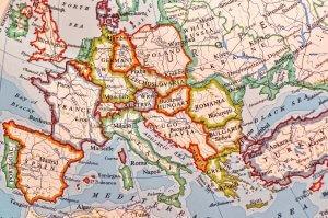 מדינות פתוחות לישראלים באירופה